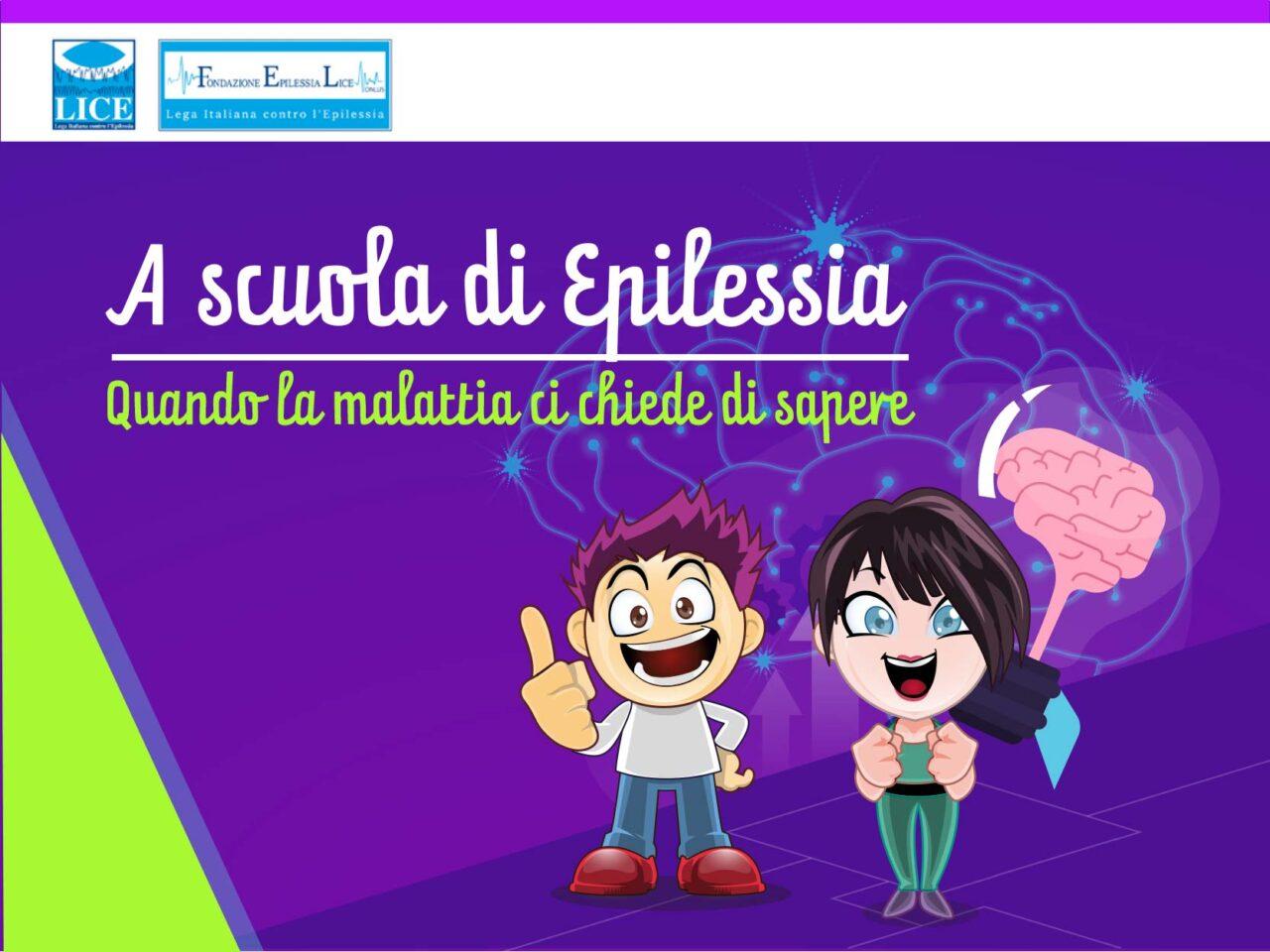 Epilessia: LICE lancia la prima campagna educativa digitale nelle scuole