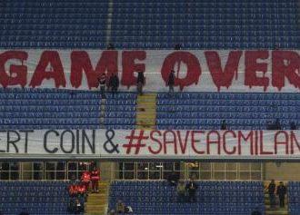 Crisi Milan, crisi football