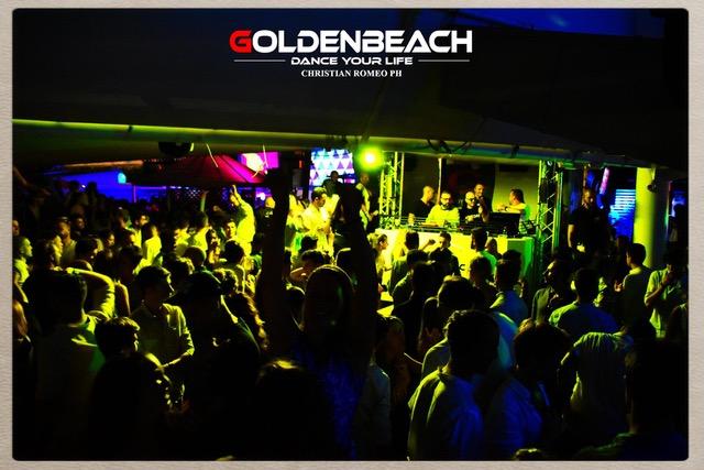 Golden Beach – Albisola (SV), due party al top: 14/9 Happy 23rd birthday Golden Beach, 21/9 Cambusa Closing Party