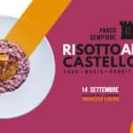 """""""Risotto al Castello"""": un'occasione per divertirsi e fare del bene"""