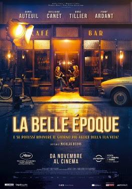 LA BELLE ÉPOQUEal cinema dal 7 novembre
