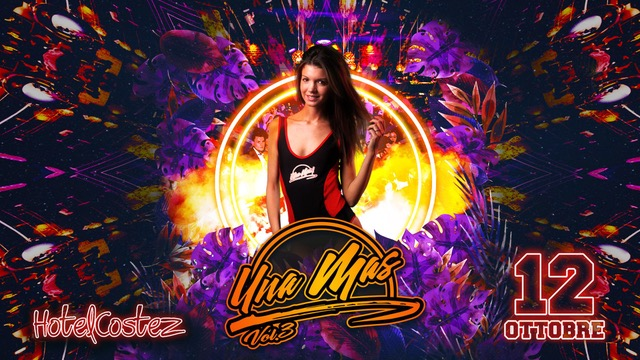 Hotel Costez – Cazzago (BS), weekend col turbo: 11/10 Dr.Space, Mapez 12/10 Una Mas