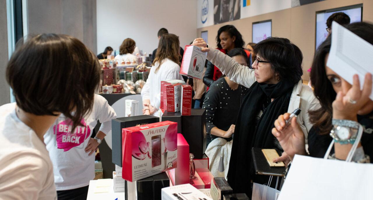 Istituto Ganassini sostiene i laboratori di bellezzaper le donne in trattamento oncologico