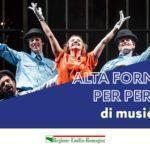 Bernstein School of Musical Theater organizza il Corso di Alta Formazione per Performer di Musical Theater