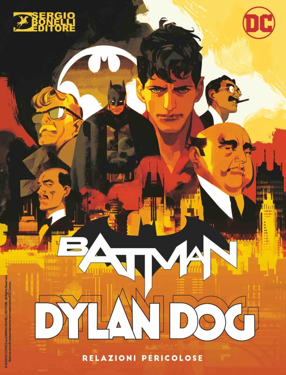 Sergio Bonelli Editore,DC eRW Edizioniin partnership per la pubblicazione di una miniserie