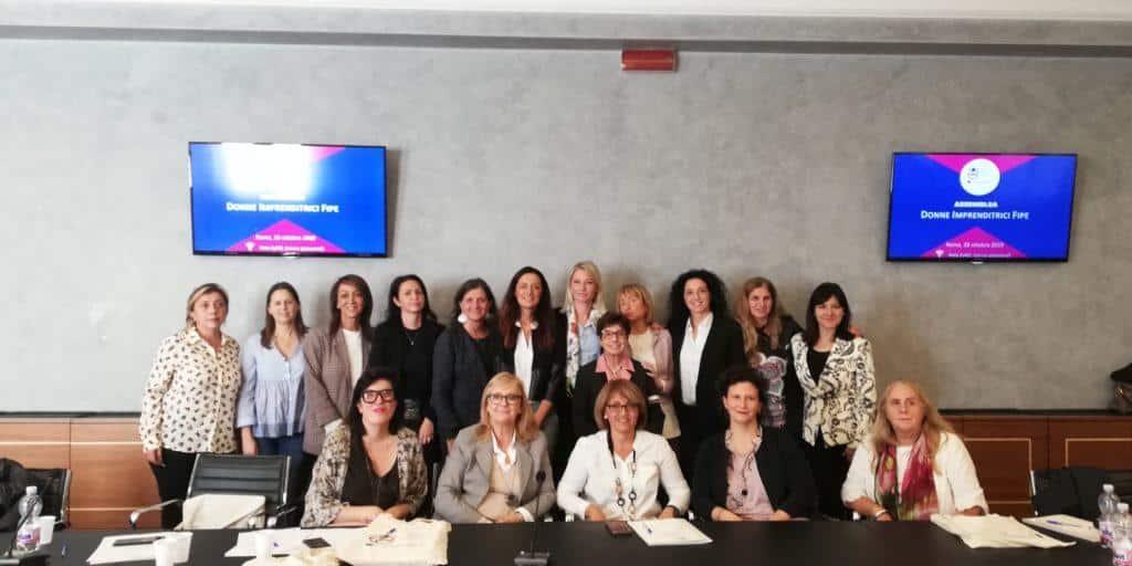 Donne Imprenditrici di Fipe: eletto il nuovo presidente