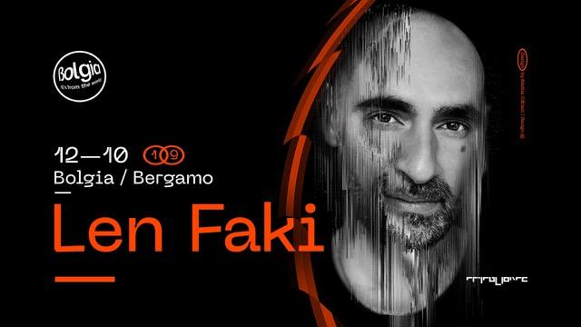 12/10 Len Faki torna al Bolgia – Bergamo