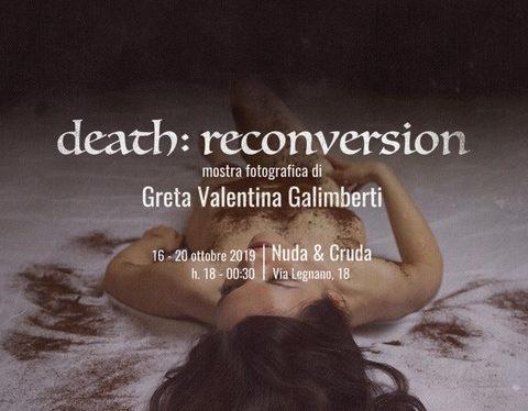 Death reconversion, in mostra a Milano fino al 20 ottobre le foto di Greta Valentina Galimberti