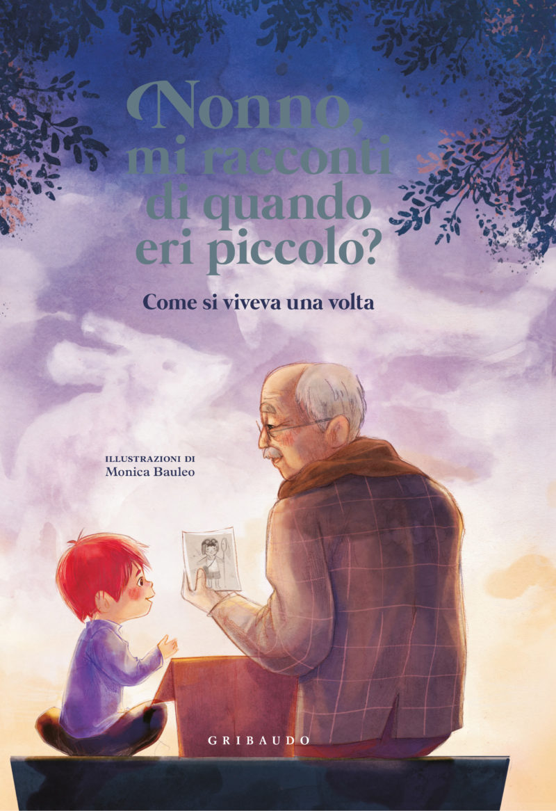 """Fondazione Kor a Bimbinfiera presenta il volume """"Nonno mi racconti di quando eri piccolo?"""""""