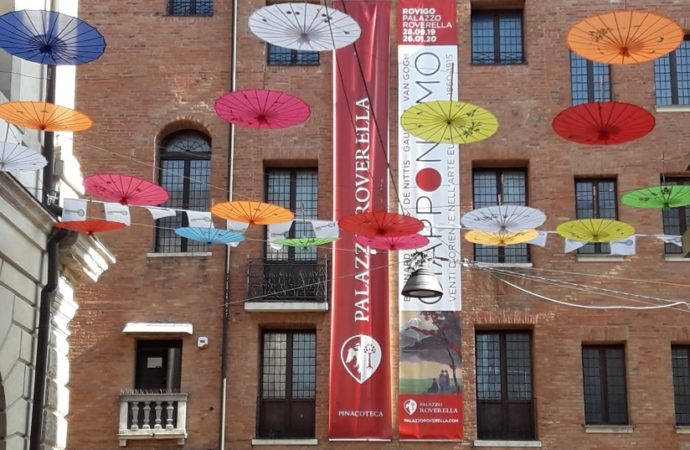A Rovigo soffiano suggestivi venti d'Oriente