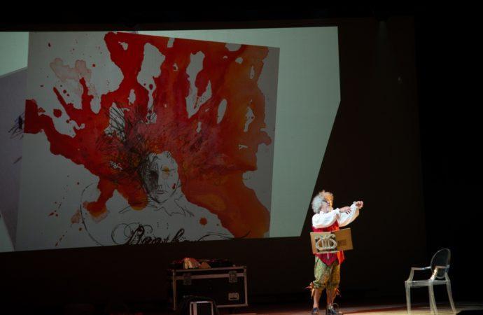 Al Teatro Manzoni Paolo Migone protagonista di BEETHOVEN NON E' UN CANE