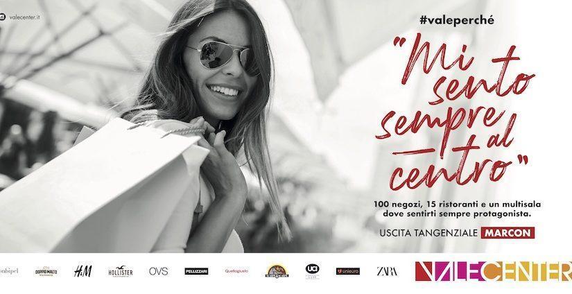 Valecenter presenta la nuova campagna di comunicazione #Valeperché