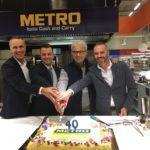 METRO Italia festeggia i 40 anni del punto vendita di Mestre