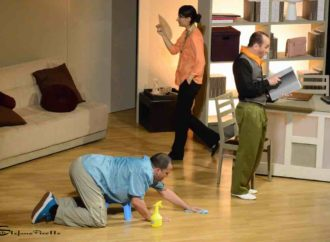 Teatro Martinitt: in scena la divertente commedia L'ex marito in busta paga