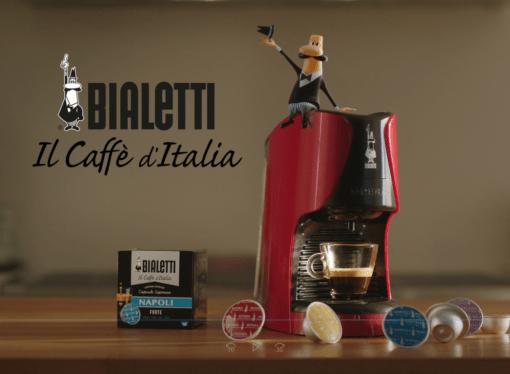 L'Omino coi Baffi Bialetti torna in TV!