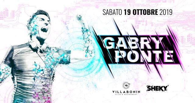 Villa Bonin, tutti gli appuntamenti di ottobre: Cristian Marchi, Gabry Ponte, Cuore Matto, Besame ed ancora…