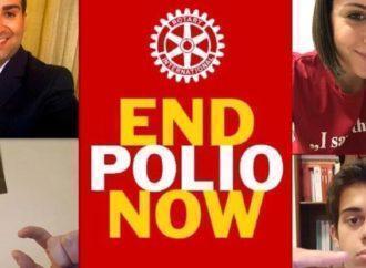 Rotary promuove il progetto End Polio Now