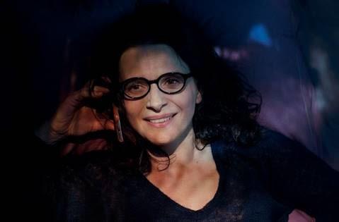 Straordinaria interpretazione di Juliette Binoche nel film IL MIO PROFILO MIGLIORE