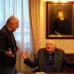 Il documentarioHERZOG INCONTRA GORBACIOV dal 3 al 6 novembre al cinema