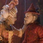 Mostra di costumi di Pinocchio dal film di Garrone al Museo del Tessuto di Prato
