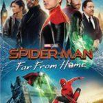 Spider-man: Far From Homearriva inDvd, Blu-ray, 4k Ultra HD, Digital HD