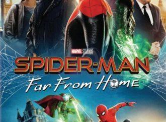 Spider-man: Far From Home arriva in Dvd, Blu-ray, 4k Ultra HD, Digital HD