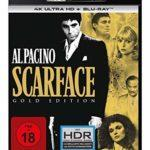 House of Hitchcock collectioneScarface Gold edition: home video d'autore