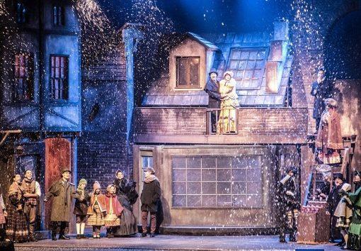 """Al via il tour di """"A Christmas Carol Musical"""" il 15 novembre, tante date già sold out"""