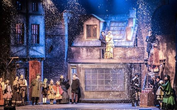 "Al via il tour di ""A Christmas Carol Musical"" il 15 novembre, tante date già sold out"