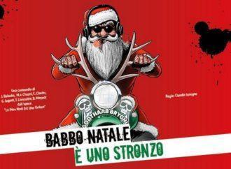 La divertente commedia Babbo Natale È Uno Stronzo debutta al Teatro Nuovo