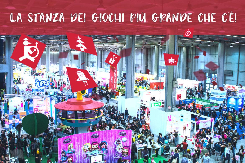 G! COME GIOCARE a Fieramilanocitydal 22 al 24 Novembre