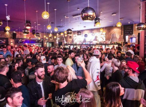 17/11#Apelungo @ Hotel Costez – Cazzago (BS)