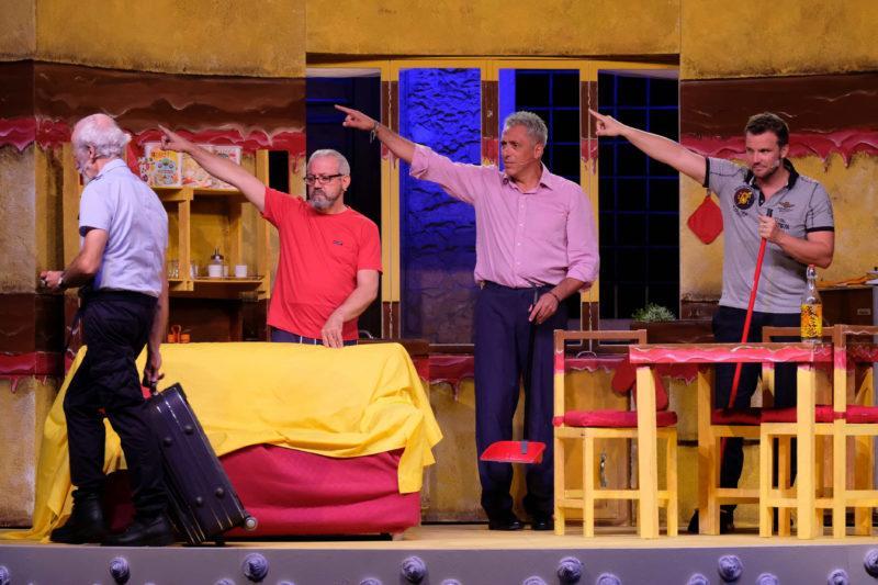 Al Teatro Martinitt dal 7 novembre Casalinghi Disperati