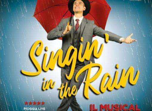 Il musical Singin' in the rain dal 15 novembre al Teatro Nazionale Che Banca!