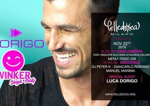 Pelledoca – Milano, novembre incandescente: 21/11 Apericomio, 22/11 Winker Party con Luca Dorigo, 23/11 Dino Brown 29/11 Franco Moiraghi, 30/11 Danilo Seclì