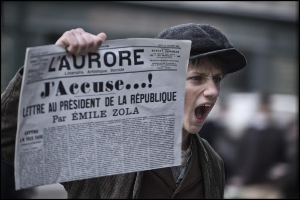 L'ufficiale e la spia, il nuovo coinvolgente film di Roman Polanski