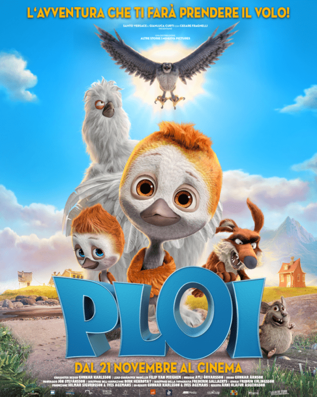 PLOI, il film d'animazione che insegna ad essere coraggiosi