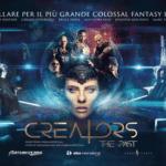 CREATORS – THE PAST presentato a LUCCA COMICS AND GAMES 2019