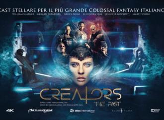 Il film fantasy CREATORS – THE PAST presentato a LUCCA COMICS AND GAMES 2019
