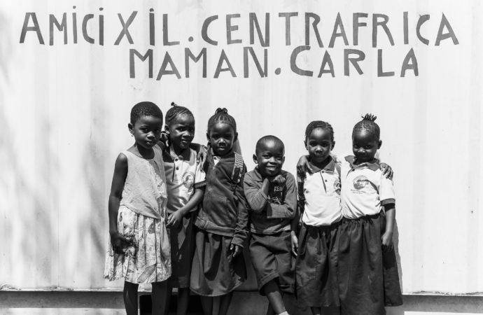Amici per il Centrafrica Onlus, la storia e i progetti