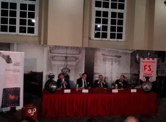 Maison Cilento:  al museo ferroviario di Pietrarsa presentata la nuova collezione esclusiva di foulard e cravatte
