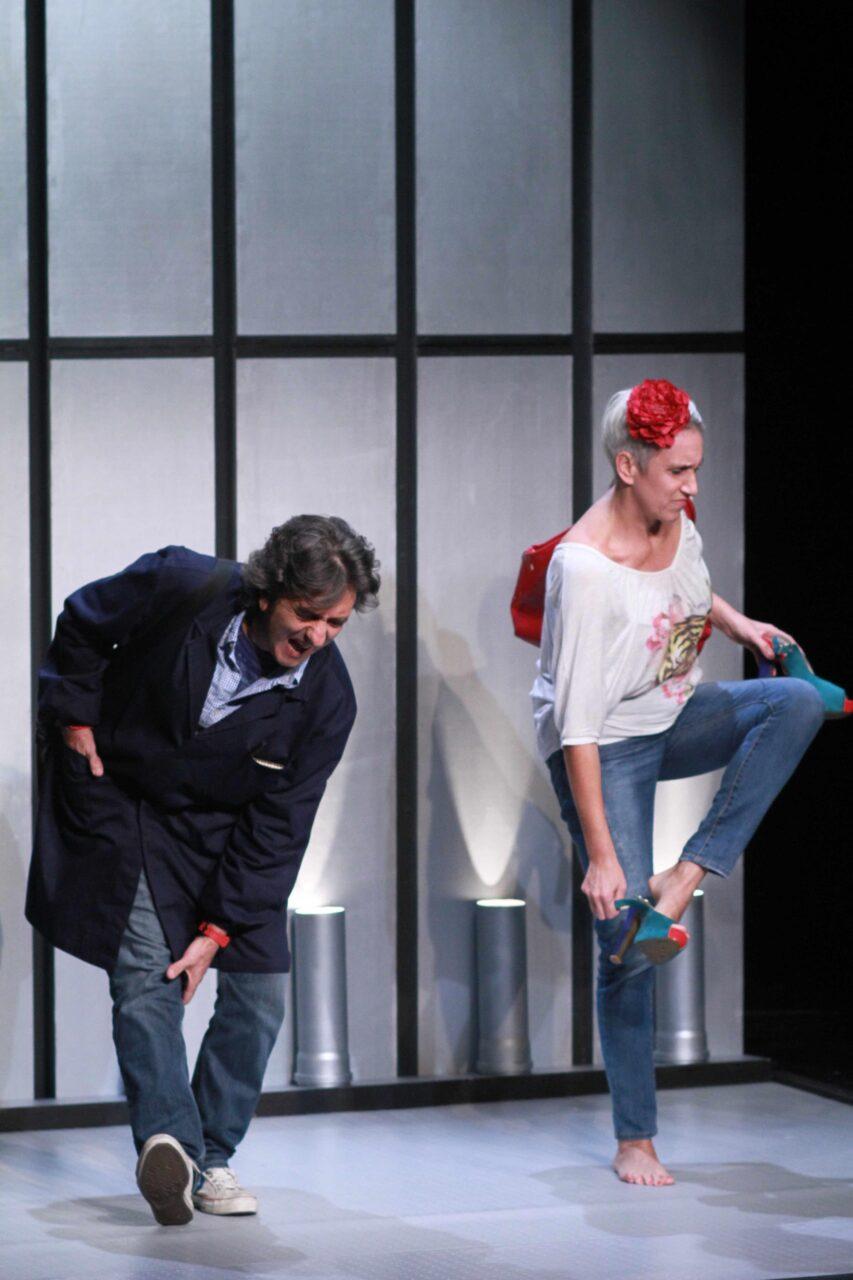 """Teatro Martinitt: """"Storia d'amore in ascensore"""" dal 19 dicembre al 5 gennaio"""