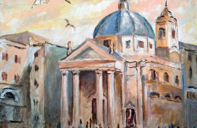 """A Roma mostra itinerante""""IMMAGINARE LEONARDO"""""""
