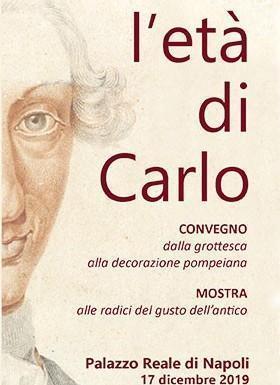 """Inaugurata la mostra a Palazzo Reale di Napoli """"L'Età di Carlo, alle radici del gusto dell'antico"""""""