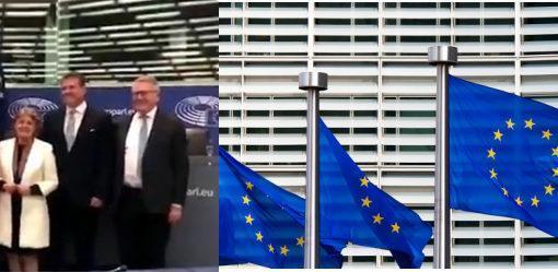 Bella ciao, l'apparenza scenica della UE