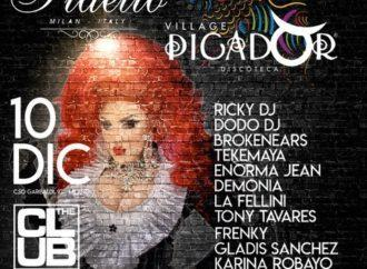 10/12 Fidelio Milano meets Picador Village fa muovere The Club. 17/12 Fidelio Meets Flo Firenze