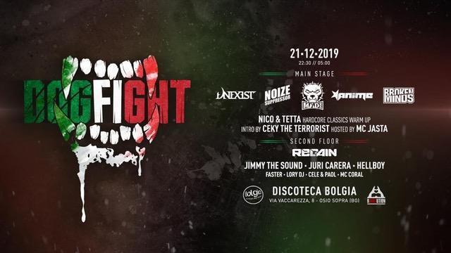 21/12 Dogfight fa muovere Bolgia – Bergamo