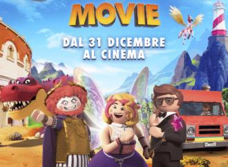 Playmobil: The Movie,  il film d'animazione che esce a Capodanno