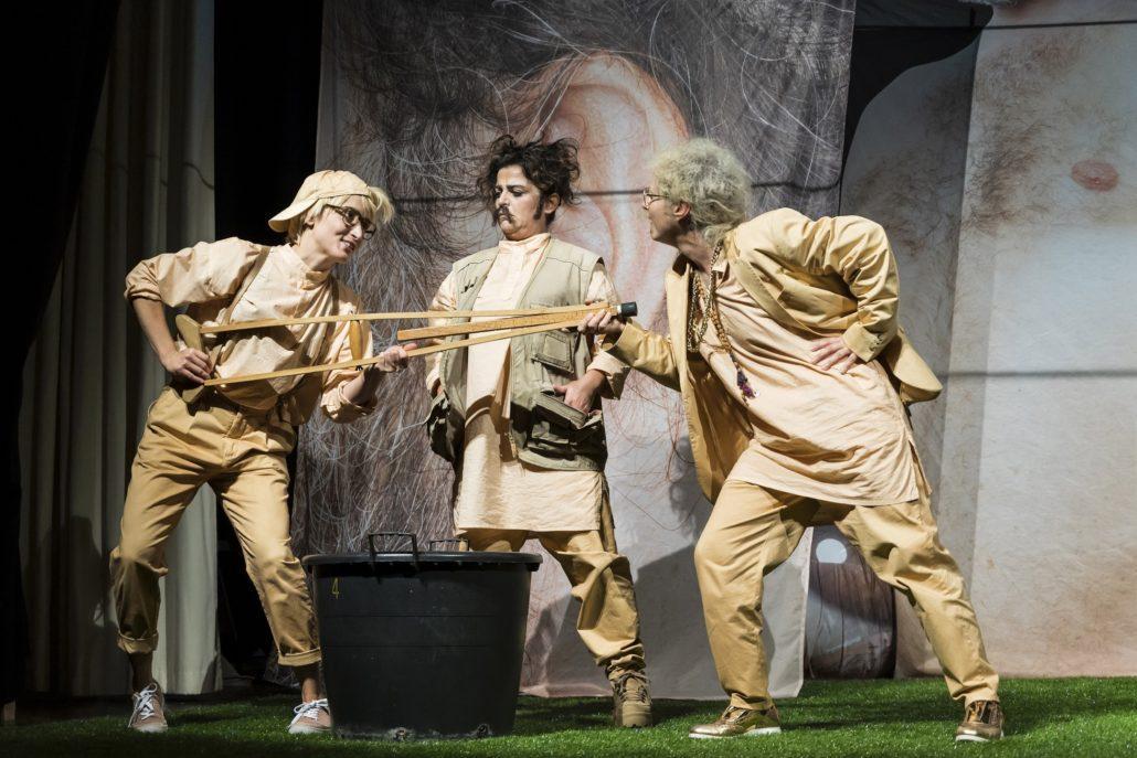 Teatro della Cooperativa: debutta The Dei After