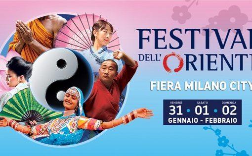 La magia del Festival dell'Oriente torna a Milano per la sua quarta edizione!